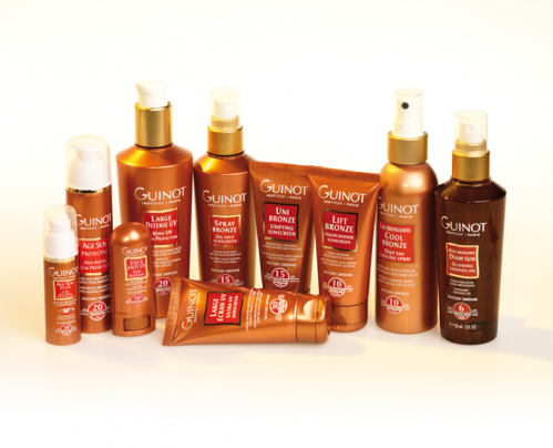 sun beauty products
