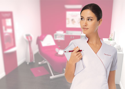 "As a ""Beauty Doctor"" Guinot Mauritius"